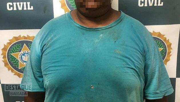 Photo of Polícia prende homem acusado de estuprar a própria sobrinha em Nova Iguaçu