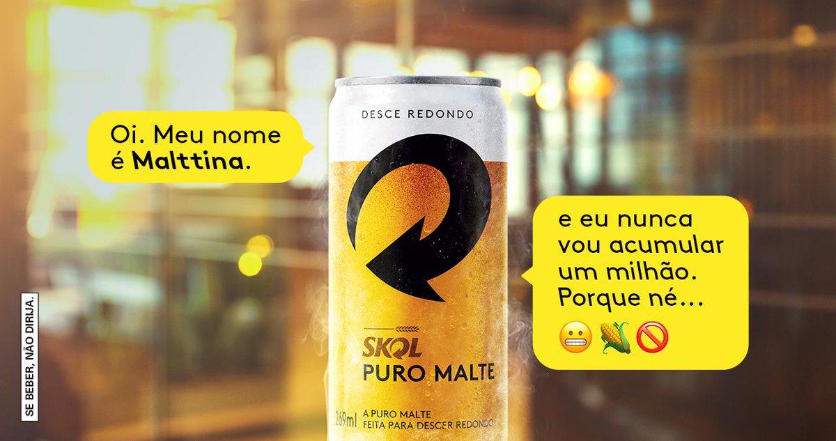 Photo of Skol aproveita meme da Bettina para promover sua cerveja Puro Malte