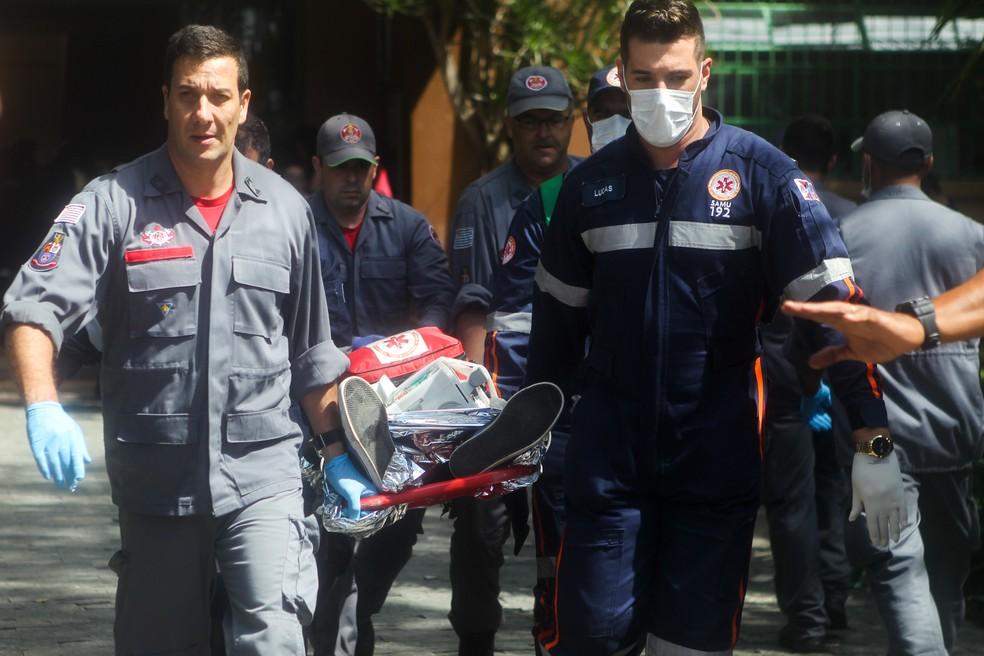 Photo of Dupla ataca escola em Suzano SP, mata 7 pessoas e se suicida