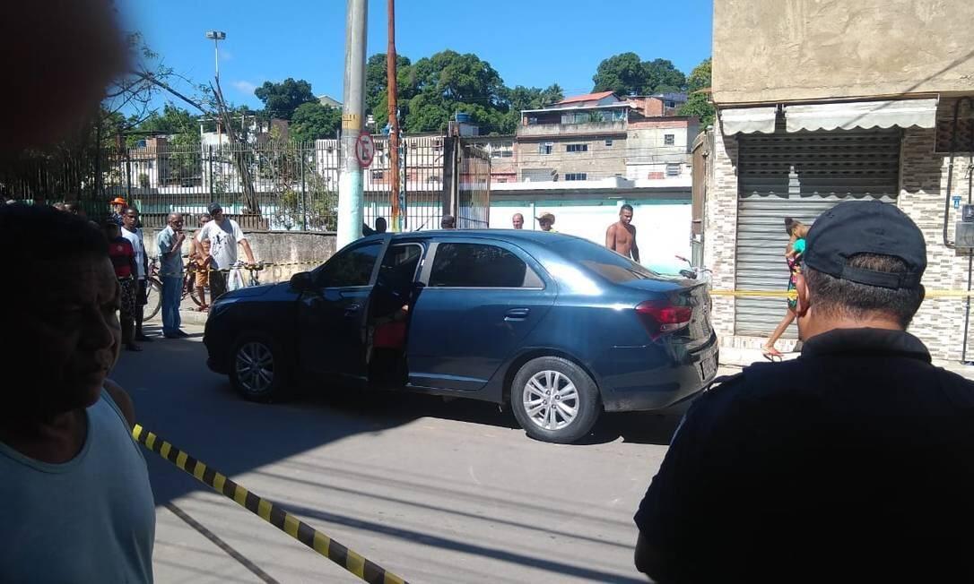Photo of Vereador de Japeri de 26 anos é assassinado dentro de carro