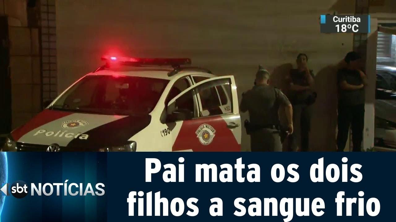 Photo of Homem mata os dois filhos e tenta cometer suicídio em São Paulo