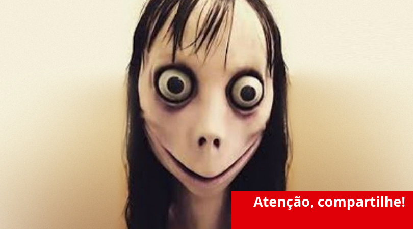 Photo of Momo invade vídeos para crianças no Youtube e ensina como se matar