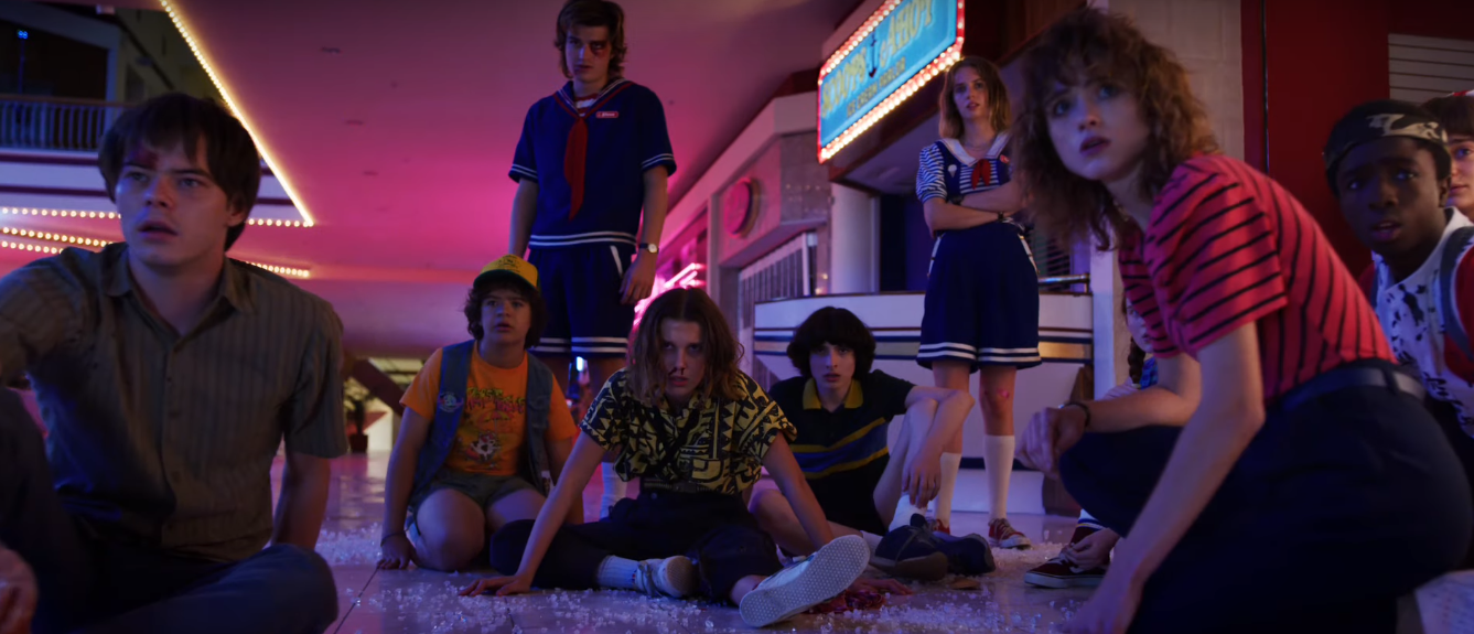 "Photo of Terceira temporada de ""Stranger Things"" ganha trailer"
