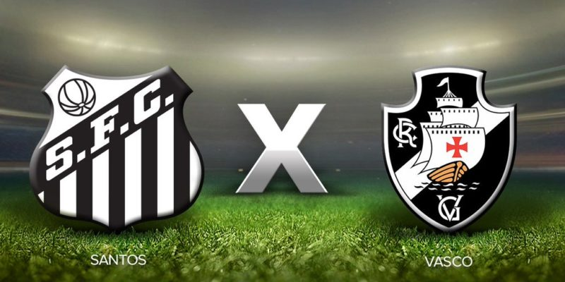 Santos e Vasco Online