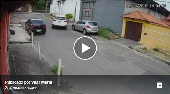 Photo of Assaltante saci é flagrado roubando carros em Nova Iguaçu RJ