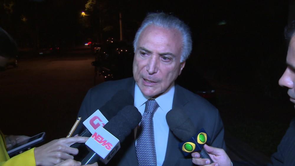 Photo of Juíza expede mandado de prisão contra o ex-presidente Michel Temer e Coronel Lima