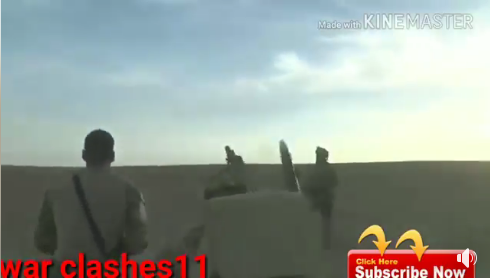 Photo of Vídeo mostra terrorista sendo arremessado por granada.