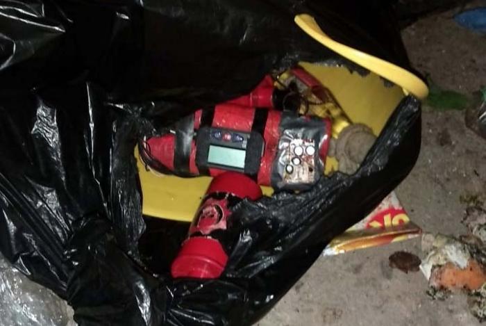 Photo of Morador encontra explosivos em saco de lixo na Lapa