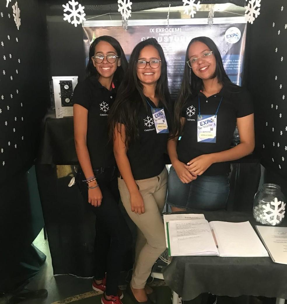 Photo of Estudantes do DF criam 'micro-ondas ao contrário' capaz de gelar bebidas em até um minuto