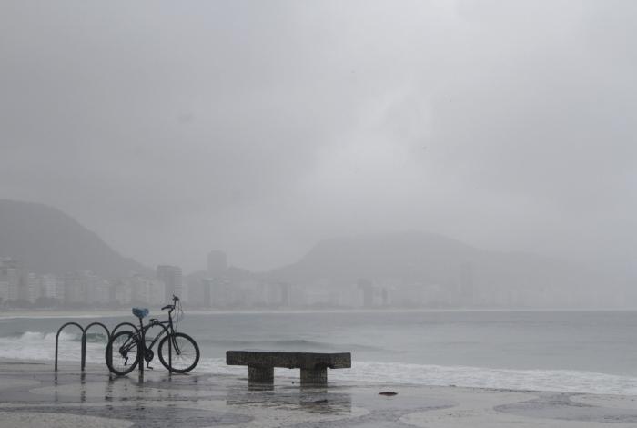 Photo of Frente fria pode trazer temperatura abaixo de 20º no Rio