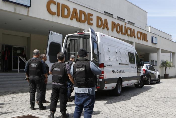 Photo of Descoberto plano de ataque à Cidade da Polícia após morte de chefão do tráfico de Manguinhos