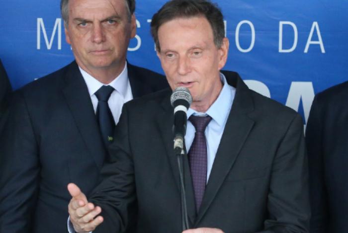 Photo of Crivella tenta se aliar ao partido do Bolsonaro para tentar reeleição