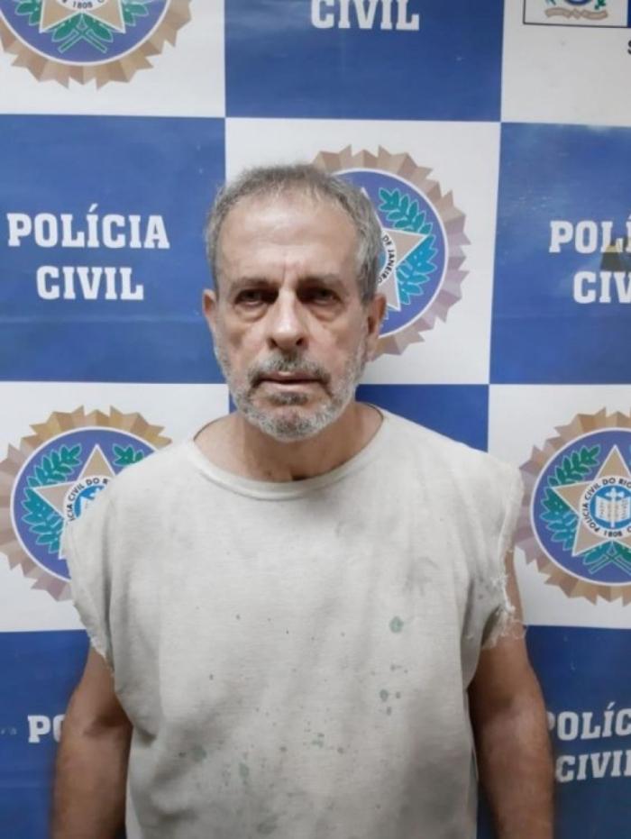 Photo of Idoso acusado de colocar fogo e matar jovem é preso na Penha