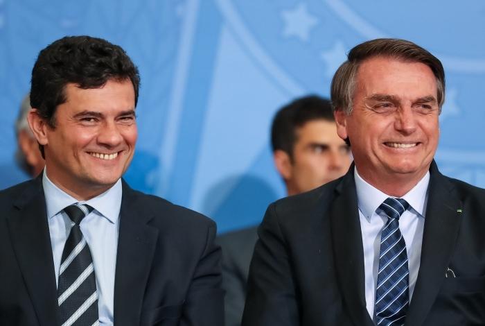 Photo of Moro diz que pode compor chapa com Bolsonaro em 2022