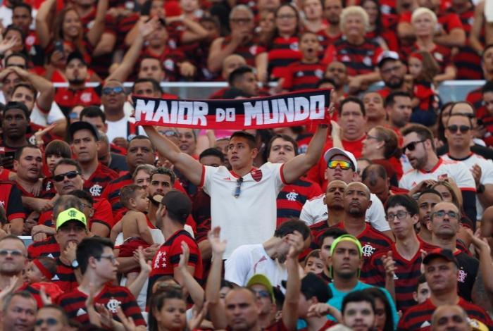 Photo of Após chegar a quase 140 mil sócios, Flamengo vende 40 mil ingressos para semi da Liberta