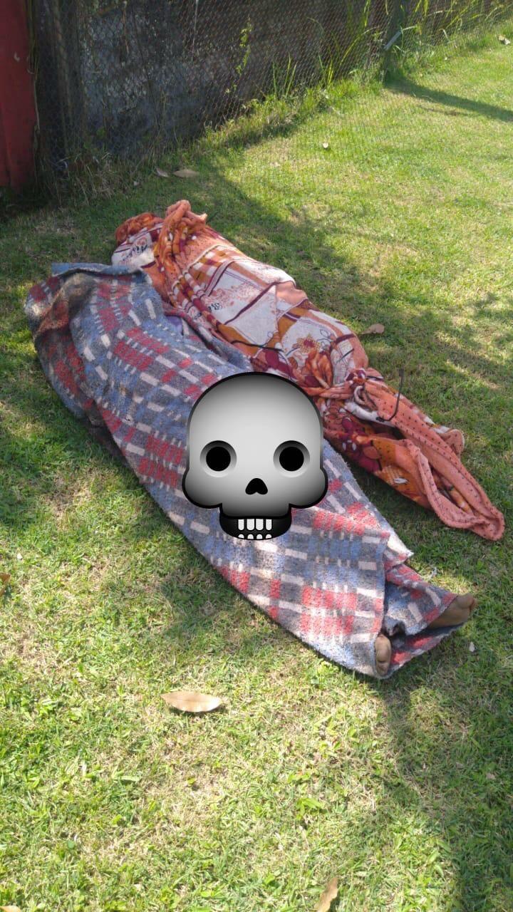 Photo of 2 corpos são deixados na comunidade do Frade (CV)