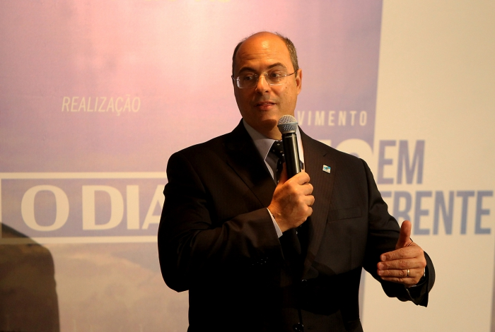 Witzel vai pedir à ONU que iguale facções brasileiras à Al-Qaeda