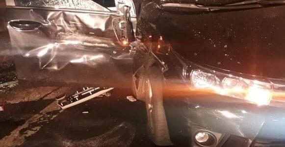 Traficante Empada bate de frente com a polícia e foge para Vila do João