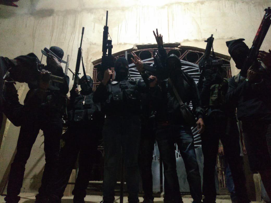 Comando Vermelho,Milícia,Grão Pará,Milciianos,Comando vermelho invade grão pará