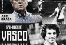 Abel Braga no Vasco