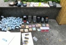 Policia estoura escritorio de estelionato na Taquara.