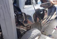 Photo of Homem fica ferido após bater em BRT na Barra da Tijuca