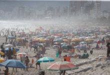 Photo of Rio tem sensação términa de 48,6 graus! Maior já registrada em 2020