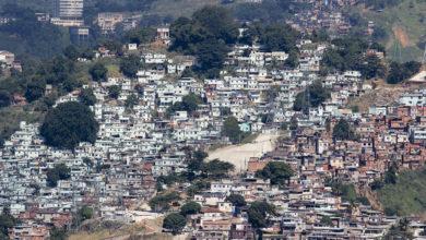Morro do São Carlos, na Região Central do Rio de Janeiro