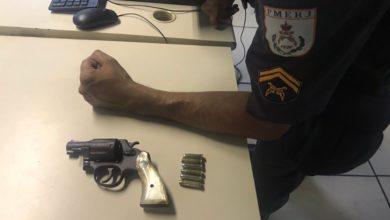 Photo of Polícia impede assalto  coletivo em Belford Roxo