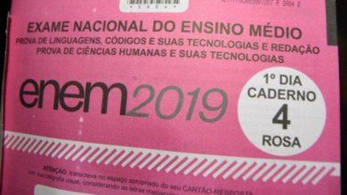 Photo of Nota média do ENEM em 2019 é mais baixa que em 2018