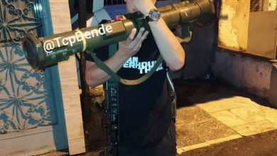 Photo of Traficantes do Muquiço (TCP) ameaçam rivais com Bazuca de Guerra.