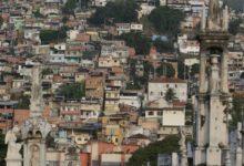 Morro da Coroa, região Central do Rio