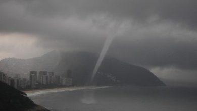 Photo of Tempo muda nessa quinta com alerta de ciclone Kurumí no Rio de Janeiro.