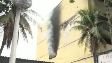 Photo of Incêndio atinge presídio do Rio de Janeiro que abrigou Cabral e Messer