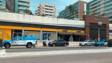 Photo of Bandidos tentam roubar loja na frente de delegacia em Itaboraí