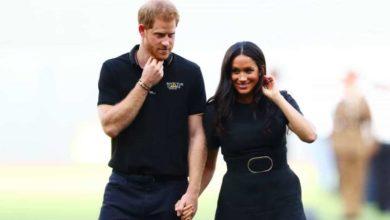 Photo of Casal real britânico fatura uma fortuna em seu 1º evento por conta própria