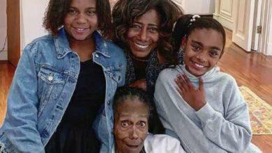 Photo of Morre aos 89 anos mãe da jornalista Glória Maria