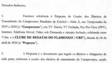 Photo of Atrito entre Flamengo e Globo vem desde 2019
