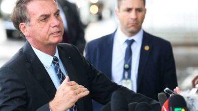 Photo of Bolsonaro alega que imprensa 'deturpa' declarações