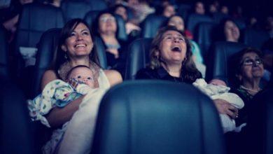 Photo of Shopping terá sessões em cinema para mães com bebês de até 18 meses