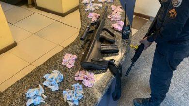 """Photo of Fuzil de """"Counter Strike"""" é apreendido pela PM"""