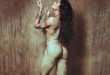 Photo of Aline Riscado aparece nua em ensaio fotográfico