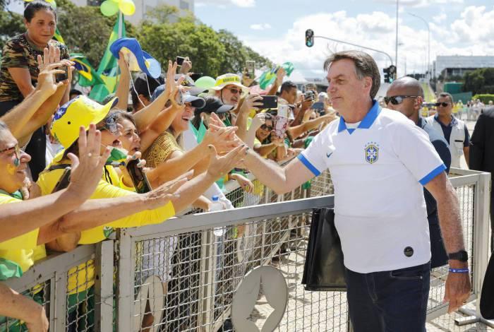 Photo of Procuradoria quer multar a União em R$ 100 mil por 'caminhada de Bolsonaro'