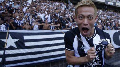 Photo of Honda fará sua estreia pelo Botafogo na próxima terça-feira