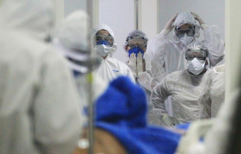 Photo of Internação por problemas respiratórios no Brasil tem alta em meio ao coronavírus