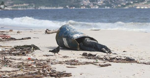 Photo of Corpo de homem morto a tiros aparece em plena Praia de Icaraí