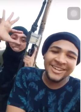Photo of Preso bandido do TCP que apareceu em vídeo comemorando tomada de favela em Angra
