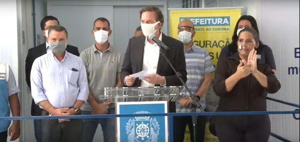 Photo of Crivella diz que isolamento será prorrogado por mais 1 semana no Rio