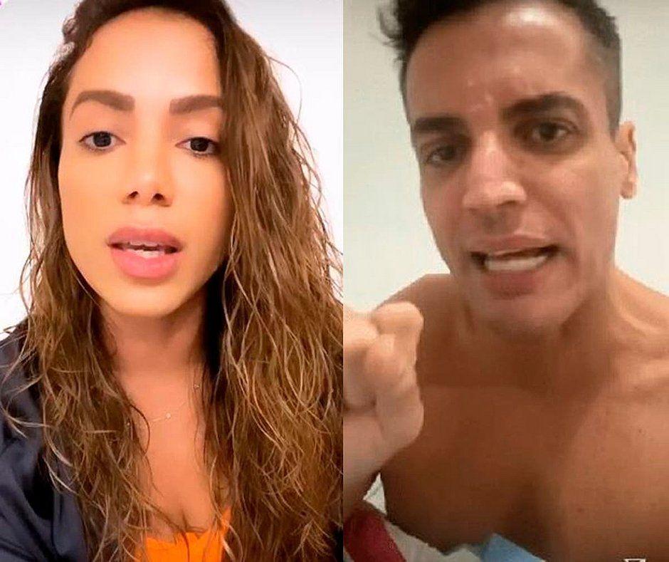 Photo of Anitta faz longo desabafo na Web e diz que é ameaçada e chantageada por Leo Dias
