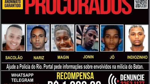 Photo of Nariz do Batan (ADA) é morto após perseguição